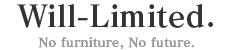 お問い合わせ デザイナーズ家具・リプロダクト家具卸 有限会社ウィルリミテッド Will-Limited. No furniture, No future.