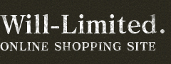Will-Limited.ONLINE SHOPPING SITE
